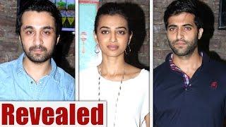 Bombariya Story Revealed | Starring Radhika Apte And Siddhant Kapoor