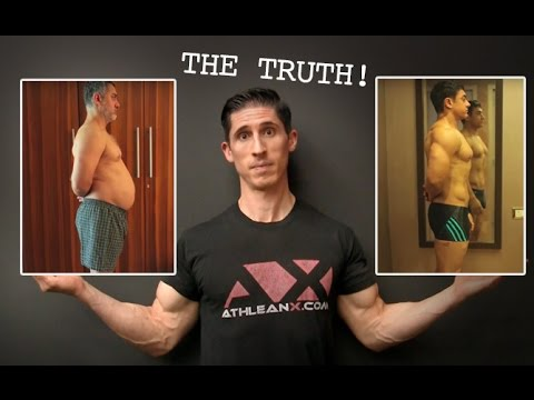 Aamir Khan's Body Transformation (THE TRUTH!)