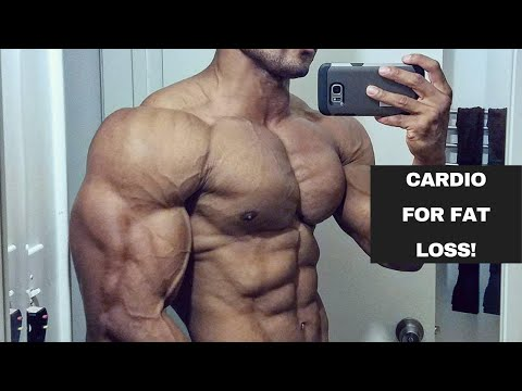 CARDIO FOR FAT LOSS- WHAT I DO