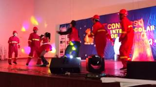 Que vengan los bomberos-Daniela Romo(cover- Angélica María Games Aguilar)