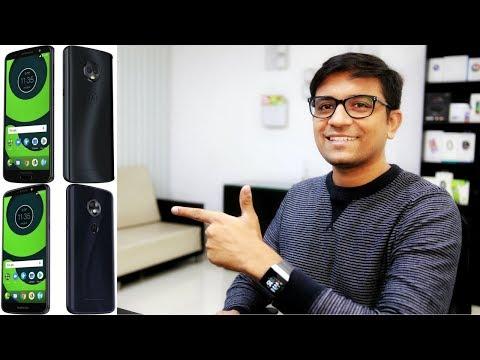 The Next Best Budget Smartphones? Moto G6, G6 Plus & G6 Play!