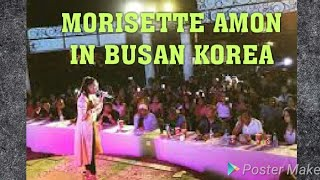 Download MORISETTE AMON, WOWED THE CROWDS IN BUSAN KOREA(ASIAS SONG FESTIVAL) Video