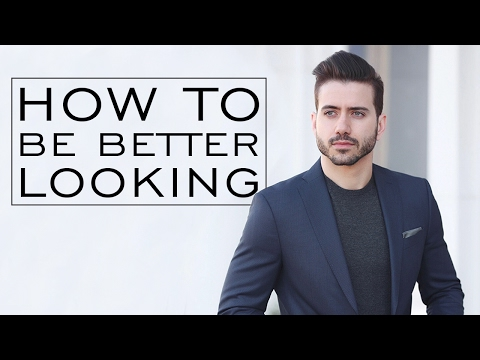 6 TIPS TO BE BETTER LOOKING | How to be more attractive | ALEX COSTA