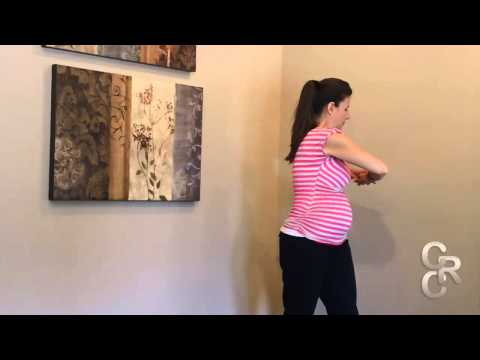 Pregnancy Stretching Exercises