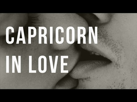 Capricorn Sun In Love: Traits, Expectations & Fears