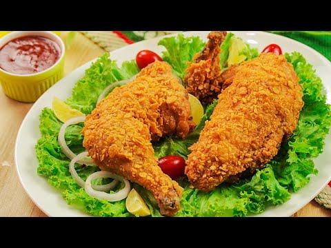 Crispy Fried Chicken Recipe By SooperChef