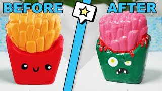 Download Trying To Makeover Squishies For The First Time! Video