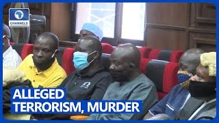 Trial Of Kidnap Suspect Wadume and 5 Others Stalled