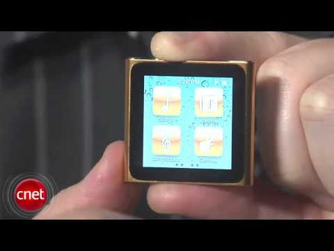 Apple iPod Nano (Sixth Generation)