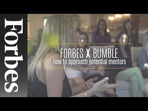 Founders Share Advice On How To Find A Mentor | Forbes