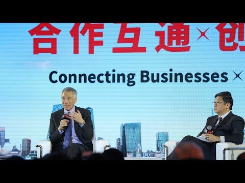 Q17: On China's opening-up policies (DBS Asian Insights Conference 2018)
