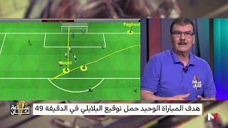 #x202b;تحليل بتقنية الـ 3d للهدف الرائع للجزائر في مرمى السينغال#x202c;lrm;