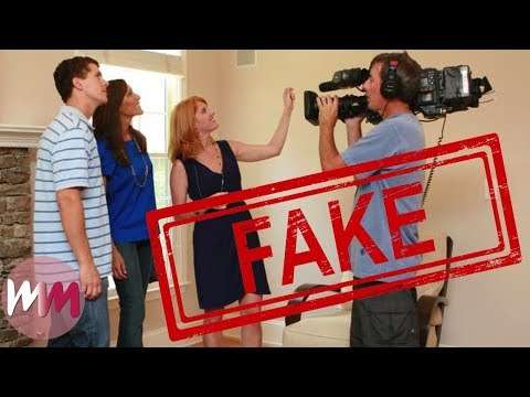 Top 10 Shocking Reality Show Secrets