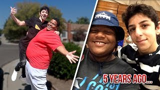 REUNITING WITH MY BEST FRIEND AFTER 5 YEARS!! (emotional)