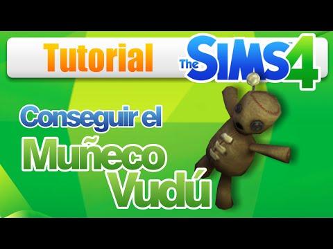 Como conseguir el Muñeco Vudú en Los Sims 4 - Tutorial | Voodoo Doll