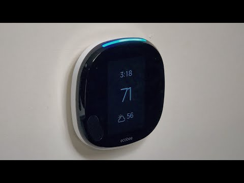 ecobee4 Review with built-in Alexa