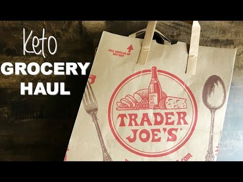 Low Carb Haul from Trader Joe's | Keto Grocery Haul