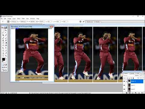 How To Make Gif Animation with Photoshop 7.0