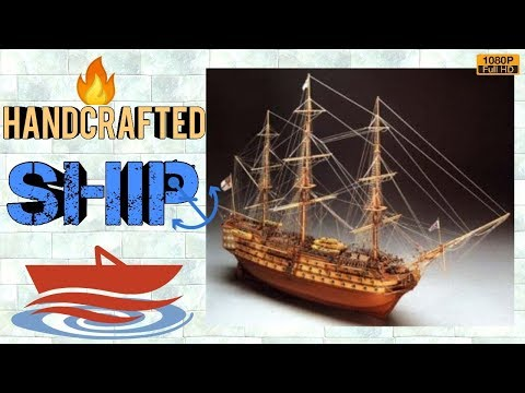 How to make handicraft Ship 🔥|| Handcraft 🔥|| 🔥 Ship Boat || MuchMuch