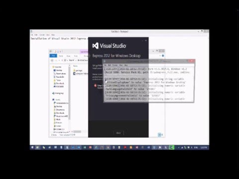 [Workaround] Unable to install Visual Studio in Windows error: Access Denied. Setup Engine