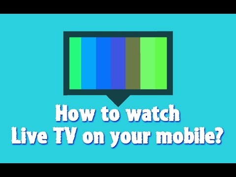 How to watch live TV