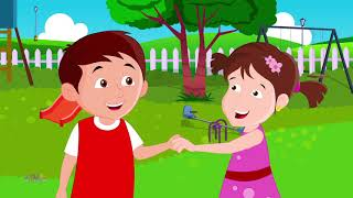 Hi Hello | Greetings Songs For Kids | Nursery Rhymes and More by Kids TV Channel