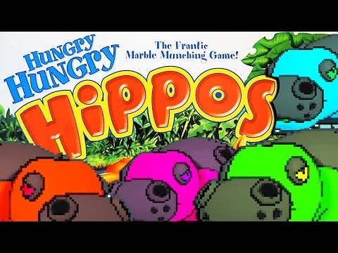 Hungry Hungry Hippowdons