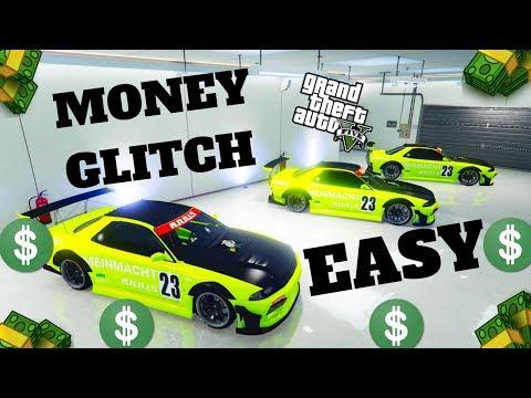 *NEW*EASY PEEZY*UNLIMITED MONEY GLITCH*NEW CAR DUPLICATION GLITCH*MAKE MONEY FAST*GTA 5 ONLINE 1.42