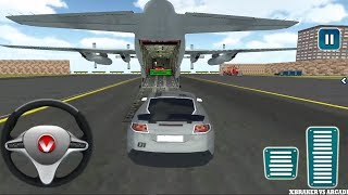 Airplane Pilot Car Transporter Simulator 2017 Android Gameplay Fhd