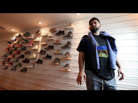 OPENING MY OWN SNEAKER STORE