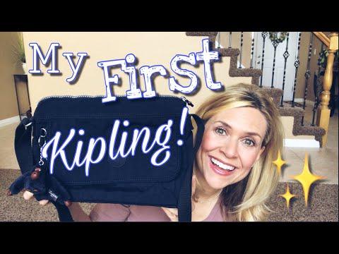 Changing Purses | Kipling | June, 2018 | Traci B