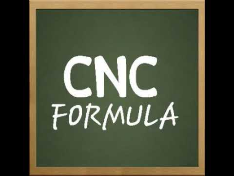 Cnc cycle programming with g codes and M codes