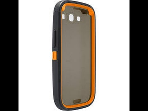 otterbox commuter for samsung galaxy s3 unboxing