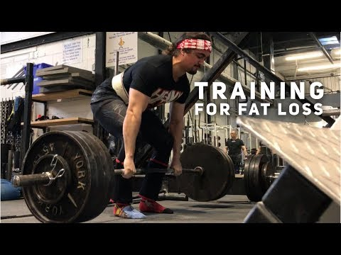 HOW To PROPERLY TRAIN To LOSE FAT (Fat Loss Guide)