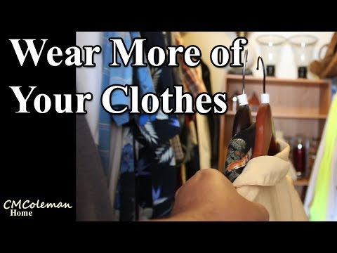 The Reason You Are Wearing The SAME Clothes