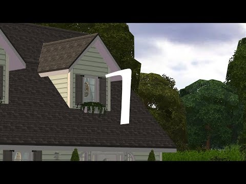 The Sims 2 - Riverblossom Hills - 100 Old Farm Road - Part 1