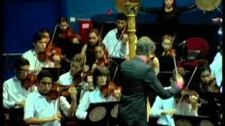 התזמורת הסמפונית ״תלמה ילין״  - קונצרט שנתי 2015 חלק שני