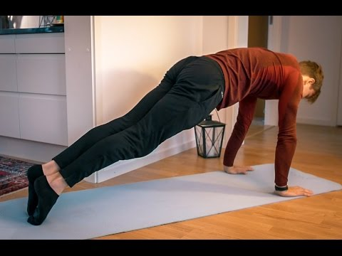 5 TIPS: ADVANCE YOUR PLANK HOLD