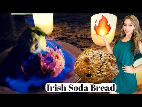 Guinness Irish Soda Bread  | Cooking with Fire | St. Patrick's Day