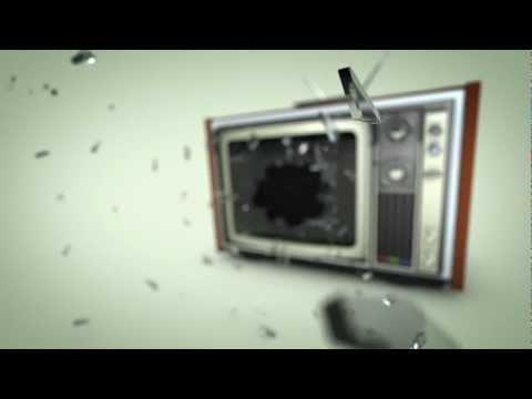 Shattering TV