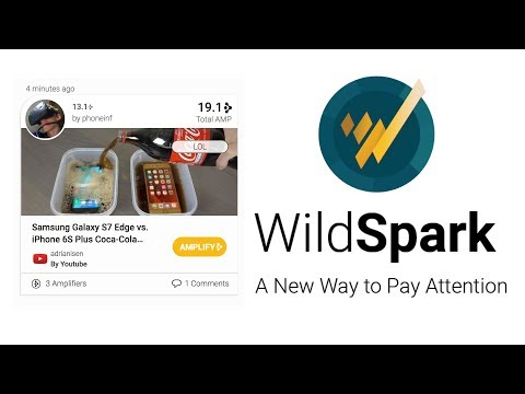 Let's PUMP This Video! To The Moon! WildSpark Cryptocurrency AMPing!