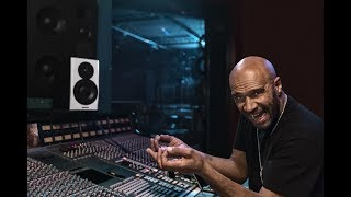 Studio Masters with Goldie: the music innovator, part 1