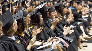 Fall 2019 Commencement Live - 12/14/19, 3 PM