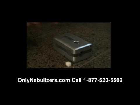 portable nebulizer machine walmart without a prescription