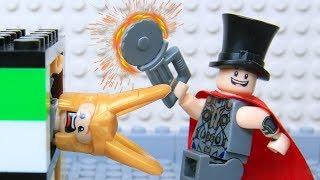 LEGO Thor Ragnarok Magician with Loki & Doctor Strange