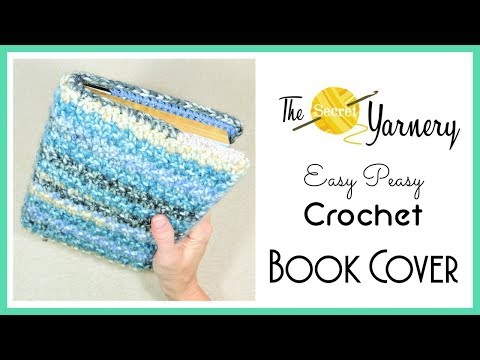 Easy Peasy Crochet Book Cover