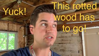 Out with the mold, in with the new! The General Store Part 4