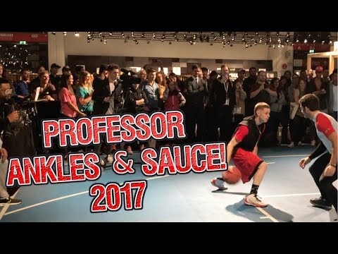 The Professor Insane 2018 Ankle Mix!