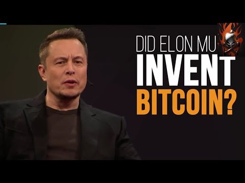 Is Elon Musk the person behind Bitcoin?