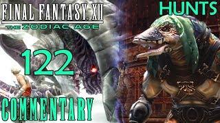 Final Fantasy XII The Zodiac Age Walkthrough Part 122 - Behemoth King Hunt 42 + Hunt 41